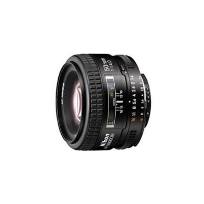 لنز دوربین نیکون مدل AF-S 50mm f/1.4 G