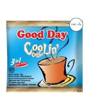 تصویر بسته ساشه کافی میکس گوددی مدل Coolin Coffee