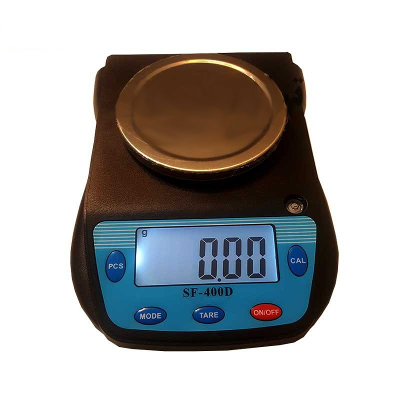 main images ترازوی یک صدم گرم AND مدل SF400D AND Laboratory & Gold Scale SF400D