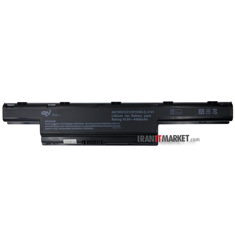 تصویر باتری لپ تاپ ایسر battery acer aspire V3-571 با ظرفیت 4400 میلی آمپر