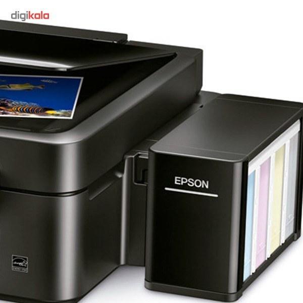 img پرینتر سه کاره جوهر افشان ال ۳۶۵ اپسون با قابلیت بی سیم Epson L365 Wireless Inkjet Printer