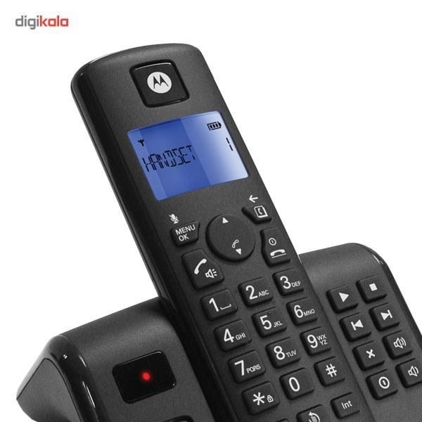 تصویر تلفن بي سيم موتورولا مدل T212 Motorola T212 Wireless Phone