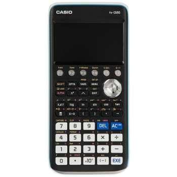 ماشین حساب کاسیو مدل fx-CG50 به همراه باتری آلکالاین سایز AAA بسته 4 عددی | Casio fx-CG50 Calculator With Alkaline AAA Battery Pack Of 4