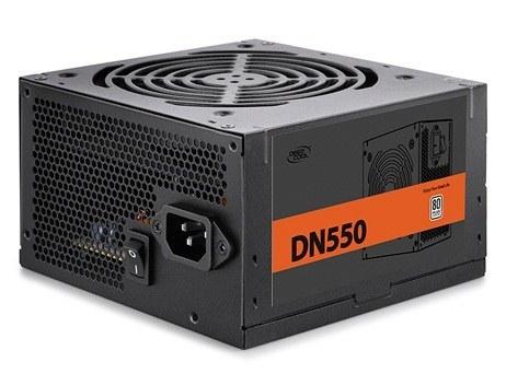 main images پاور دیپ کول مدل دی ان 550 پاور دیپ کول DN550 80 PLUS Power Supply