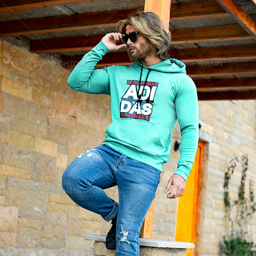 عکس سویشرت مردانه Adidas مدل A8768  سویشرت-مردانه-adidas-مدل-a8768