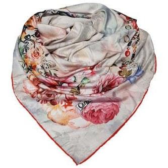 روسری زنانه ارکیده کد 301-29