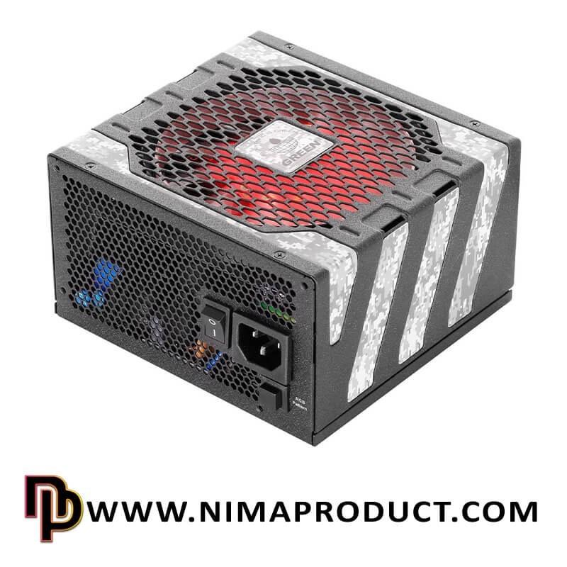 تصویر پاور کامپیوتر گرین مدل GP800B-HP EVO