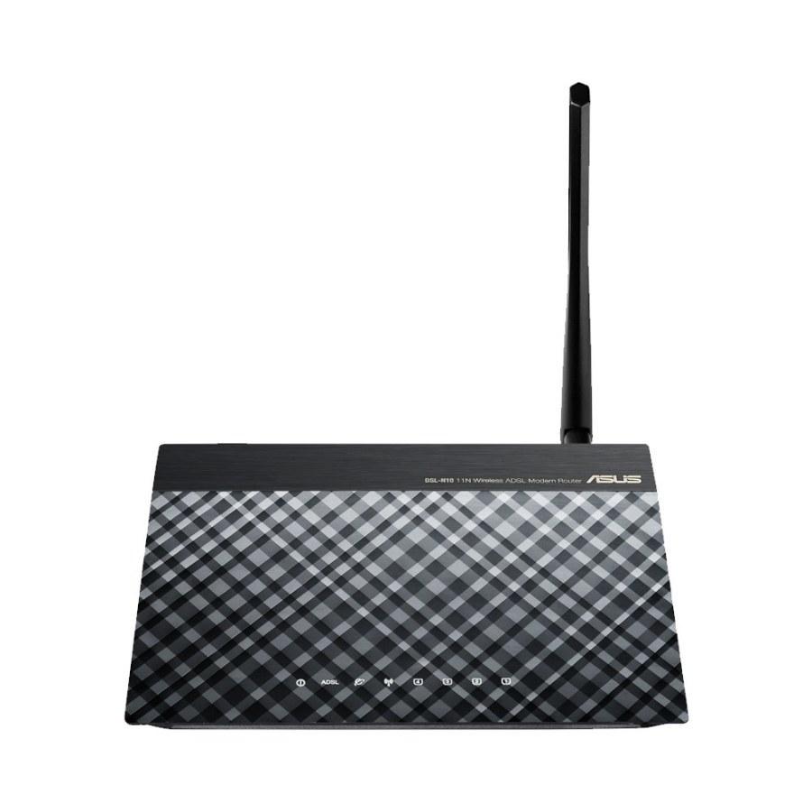 تصویر مودم ایسوس DSL-N10 C1 Modem ASUS DSL-N10 C1 Wireless-N150