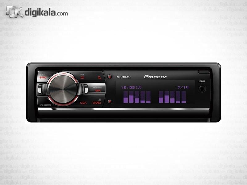 img پخش کننده خودرو پایونر مدل دی ای اچ ایکس ۹۶۵۰ اس دی Pioneer DEH-X9650 SD Car Audio Player