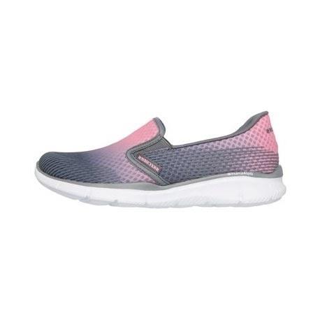 کفش پیاده روی زنانه اسکیچرز مدلSkechers Women's EQUALIZER-SPACE OUT Walking Shoes
