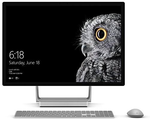 کامپیوتر بدون کیس مایکروسافت Surface Studio | Microsoft Surface Studio i7(G6Q)/16GB/1TB+128SSD/2G AIO