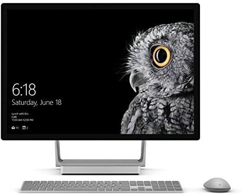 main images کامپیوتر بدون کیس مایکروسافت Surface Studio Microsoft Surface Studio i7(G6Q)/16GB/1TB+128SSD/2G AIO