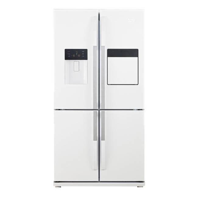 تصویر یخچال و فریزر ساید بای ساید بکو GNE134751X beko GNE134751X Side By Side Refrigerator