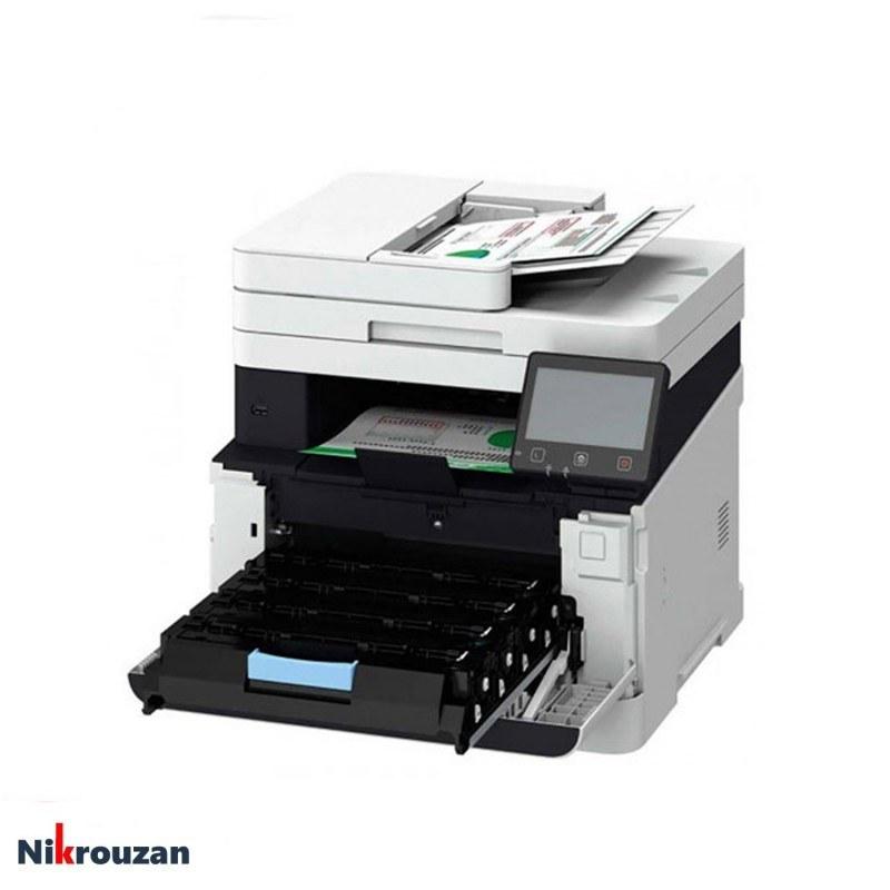 تصویر پرینتر چندکاره لیزری رنگی کانن مدل i-SENSYS MF645Cx Canon i-SENSYS MF645Cx Multifunction Laser Printer