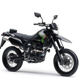 موتور سیکلت کاواساکی D-TRACKER |