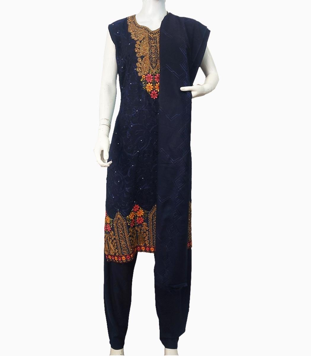 تصویر لباس پنجابی کد KH-01047