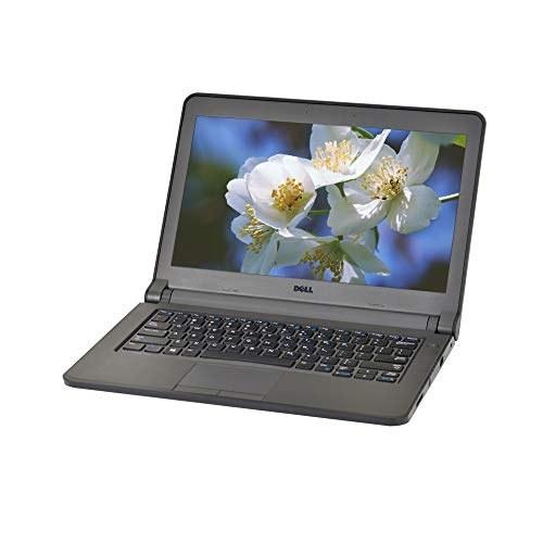 "Dell Latitude 3340 13.3 ""HD Laptop، Core i3-4005U 1.7GHz، 4 GB RAM، 500GB Hard Drive، Windows 10 Pro 64Bit، (مجوز اصلاح شده)"