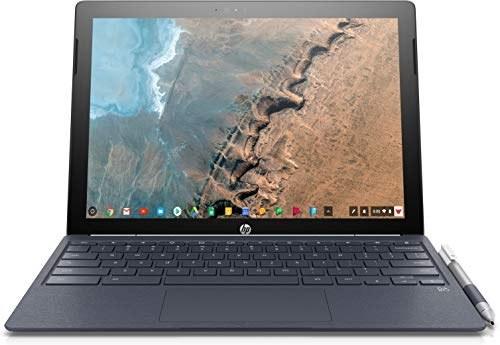HP 2-in-1 12.3 \u0026quot;صفحه نمایش لمسی Chromebook Intel Core M Intel - 4 گیگابایت حافظه - 32 GB eMMC فلش مموری (X2 12-F014D) سفید - جدید