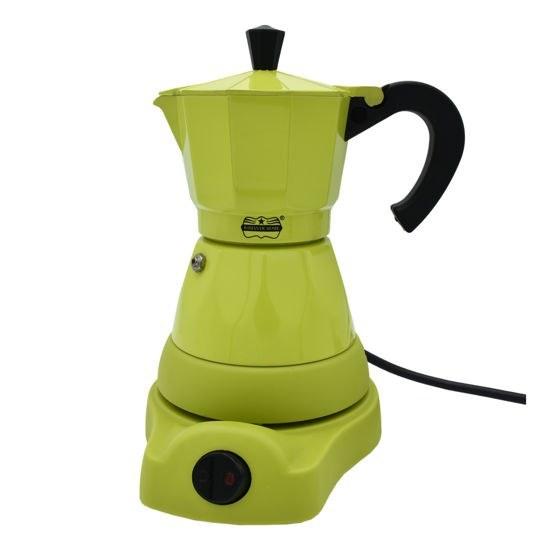 تصویر موکاپات رومانتیک هوم مدل ROMANTIC HOME PRESO3B ROMANTIC HOME PRESO3B Espresso Coffee Maker