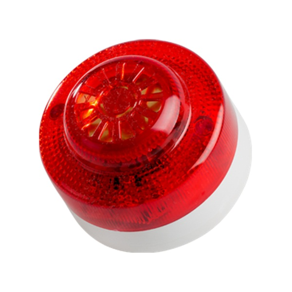 تصویر آژیر فلاشر اعلام حریق تسلا ا tesla fire alarm tesla fire alarm