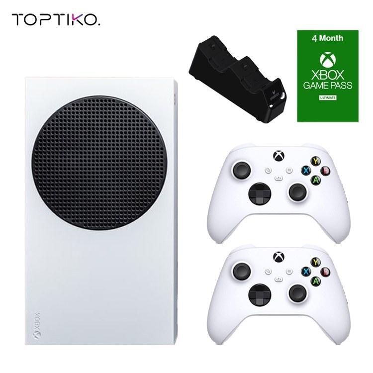 تصویر خرید کنسول Xbox Series S باندل پک 1