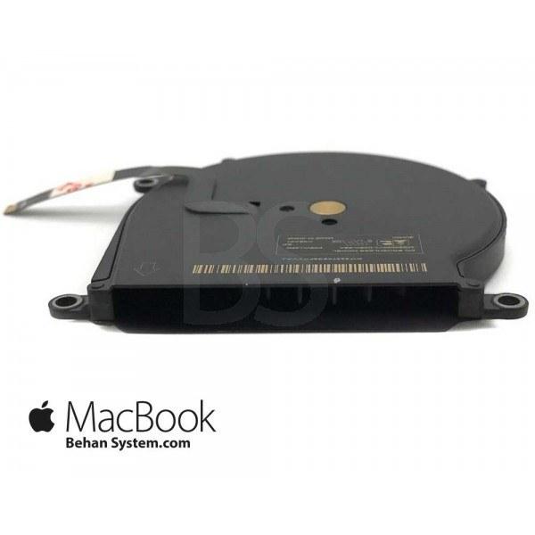 "تصویر فن پردازنده مک بوک ایر 11 اینچ A1465 مدل MD845 CPU FAN Apple MacBook Air 11"" A1465 (Mid 2012) MD845"