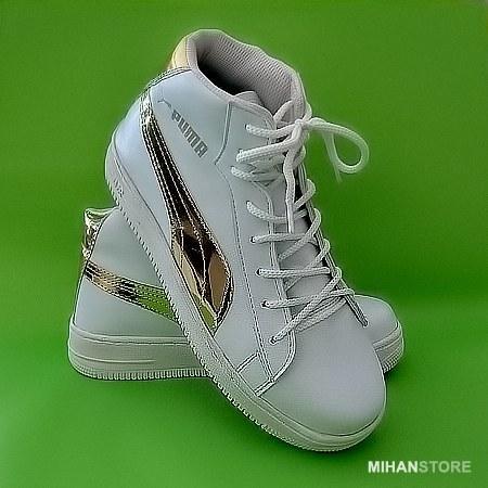 کفش ساق دار دخترانه پوما مدل Rihanna | Puma Women Shoes Endorsed by Rihanna