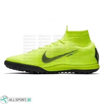 کفش چمن مصنوعی سایز کوچک نایک سوپر فلای Nike Superfly 6 Elite AH7374-701