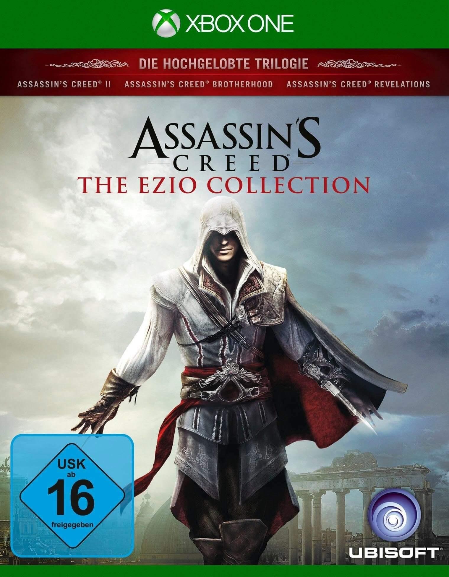 بازی - بازی ایکس باکس اورجینال Assassin s Creed |