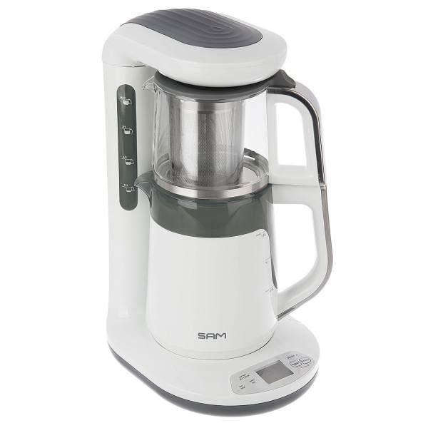 تصویر چای ساز سام مدل TM-A411W SAM TM-A411W Tea Maker