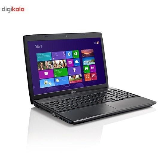 تصویر لپ تاپ ۱۵  اینچ فوجیستو LifeBook AH544 Fujitsu LifeBook AH544 | 15 inch | Core i7 | 6GB | 750GB | 2GB
