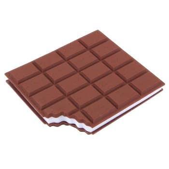 دفتر یادداشت طرح شکلات |