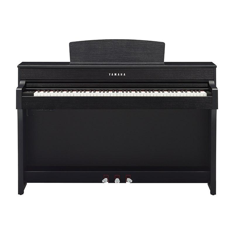 تصویر پیانو دیجیتال یاماها Yamaha CLP-645 BK