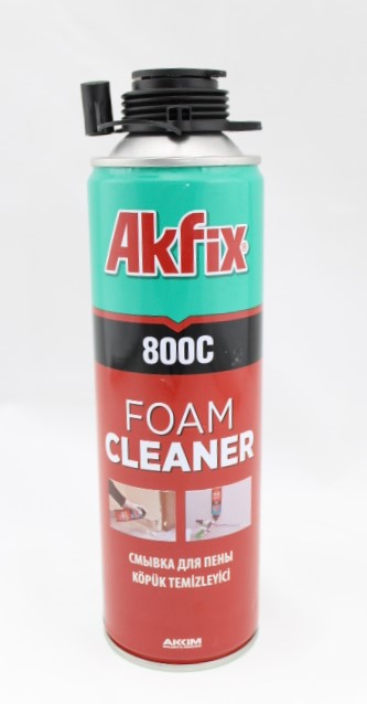 تصویر اسپری کلینر فوم ترکیه AKFIX  آکفیکس
