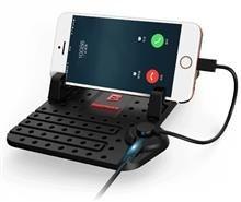 پایه نگهدارنده موبایل ریمکس مدل اینجوی کار شارژینگ استند