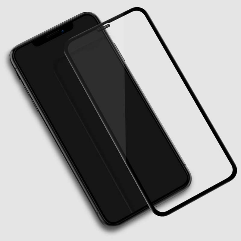 تصویر محافظ صفحه نمایش گوشی موبایل (گلس سرامیکی) مات iphone 12