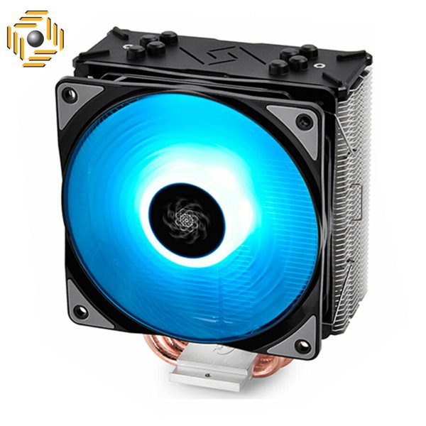 تصویر خنک کننده پردازنده دیپ کول GAMMAXX GTE V2 WHITE DeepCool GAMMAXX GTE V2 WHITE CPU Cooler