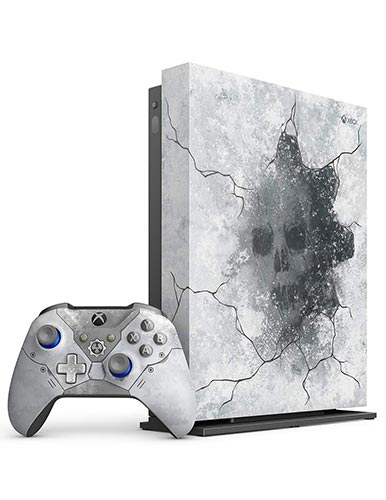 خرید کنسول Xbox One X باندل Gears 5 Limited Edition