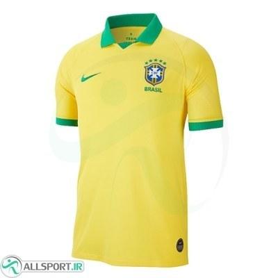 پیراهن اول برزیل Brasil 2019-20 Home Soccer Jersey