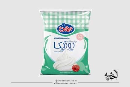 تصویر خامه قنادی 5کیلویی یونیکا سبز میهن