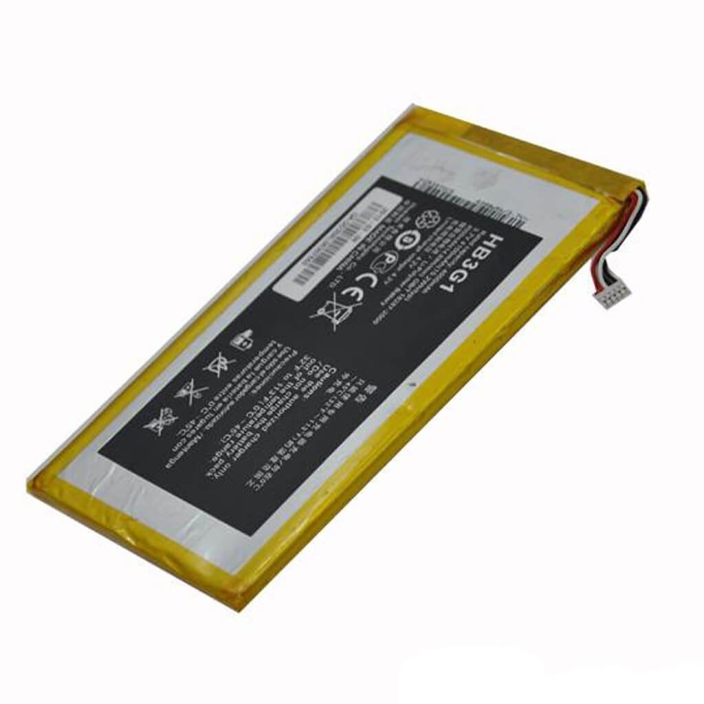 تصویر باتری هوآوی Huawei MediaPad 7 Youth2 مدل HB3G1 battery Huawei MediaPad 7 Youth2 model HB3G1