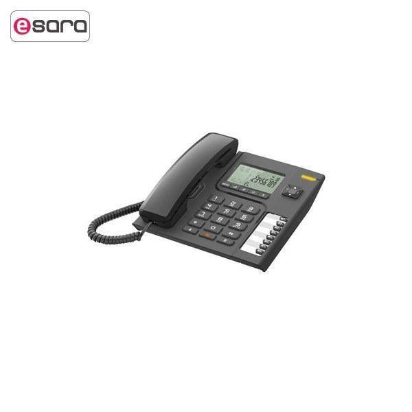 عکس گوشی تلفن آلکاتل T76 Corded Phone  گوشی-تلفن-الکاتل-t76-corded-phone