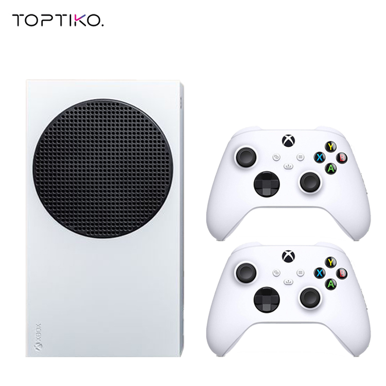 تصویر خرید کنسول Xbox Series S همراه با دسته اضافه