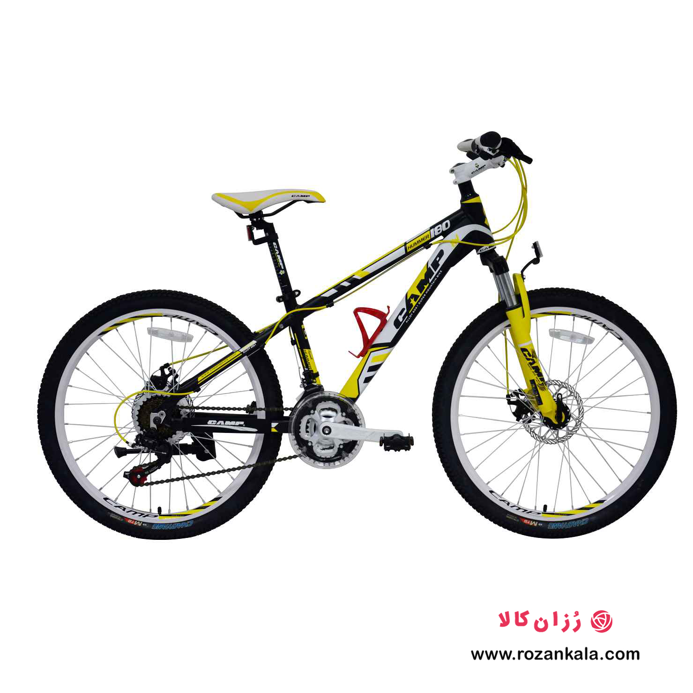 دوچرخه  HUMMER 180کمپ CAMP  سایز ۲۶ |