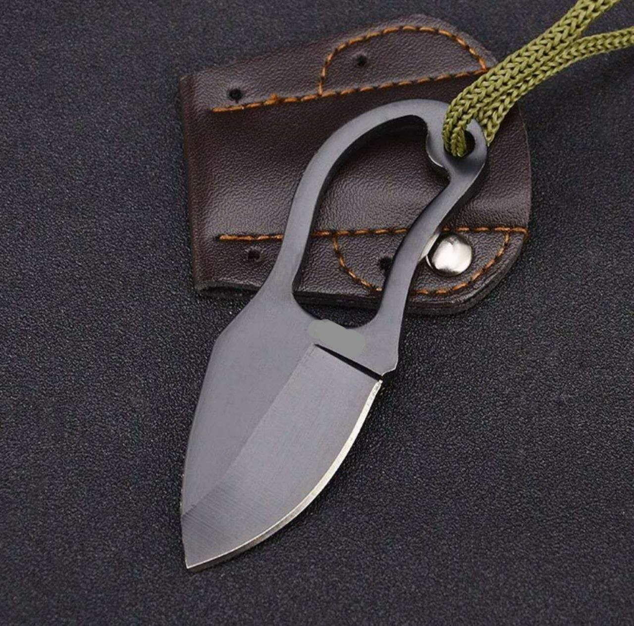 چاقو جیبی غلاف دار