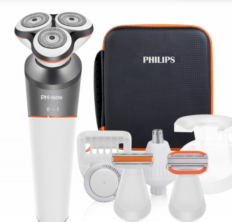 تصویر ریش تراش چند کاره فیلیپس مدل PH1606