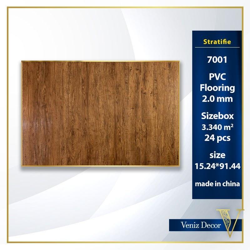 تصویر کفپوش PVC استراتیف کد: 7001