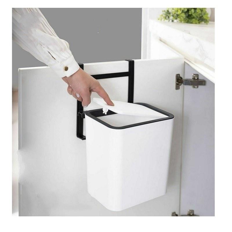 تصویر سطل زباله کابینتی لیمون