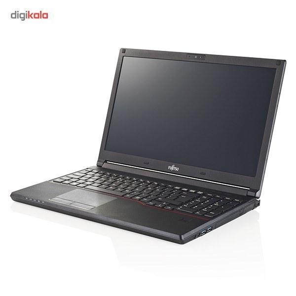 img لپ تاپ ۱۵ اینچ فوجیتسو LifeBook E554  Fujitsu LifeBook E554   15 inch   Core i5   4GB   500GB