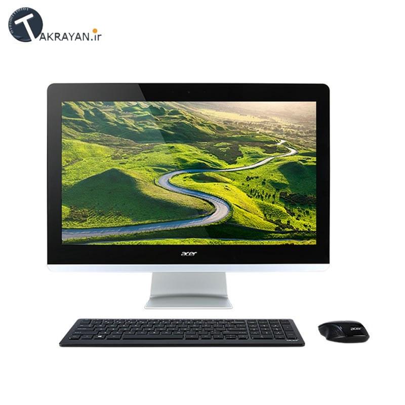 تصویر Acer Aspire Z3-715 Intel Core i3   4GB DDR4   1TB HDD   Intel   Touch